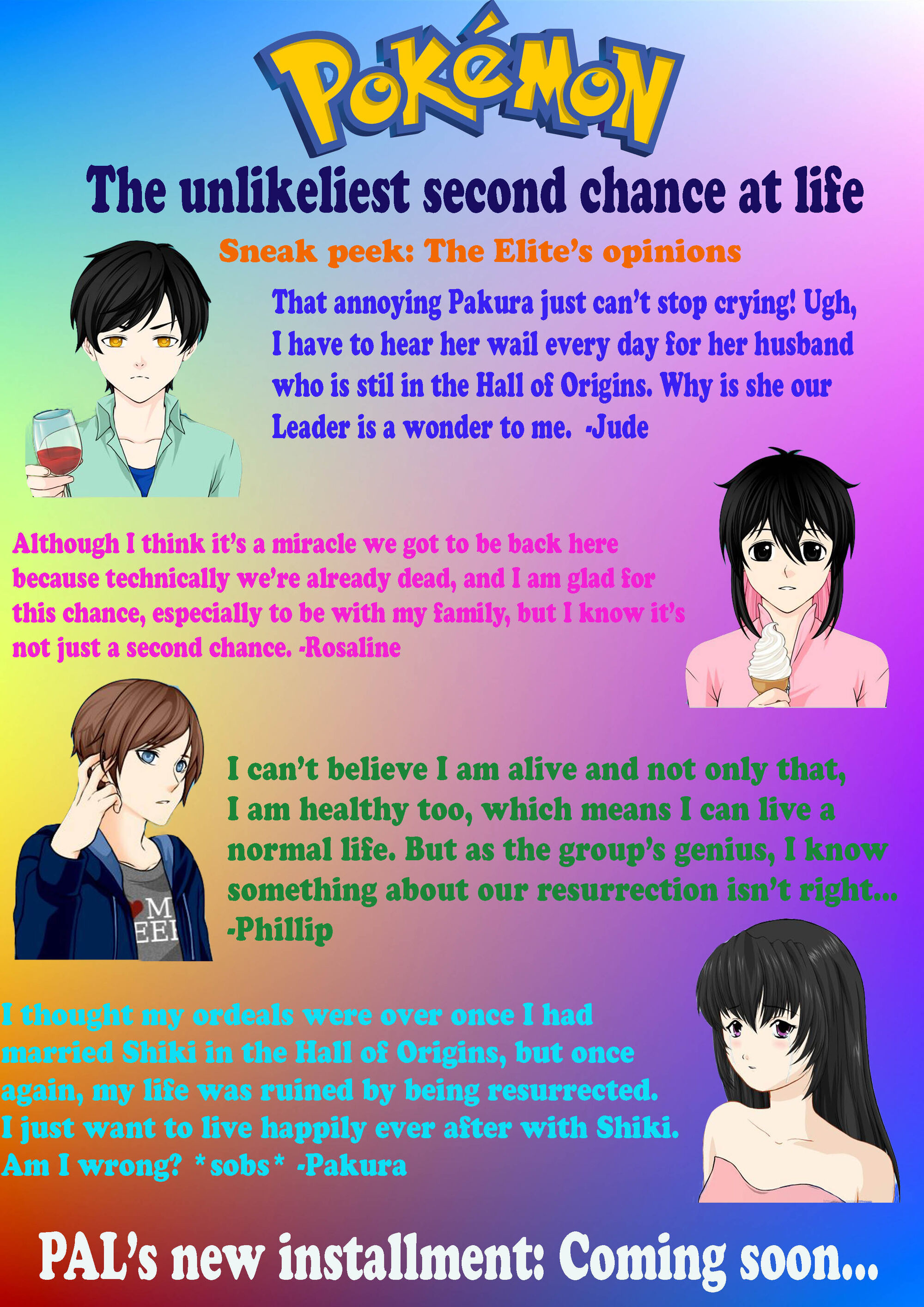 The Unlikeliest Second Chance at Life | PAL Series Wikia | FANDOM