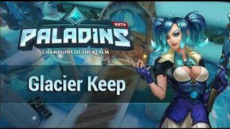 Paladins Map Reveal - Glacier Keep