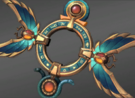 Ying Weapon Divine Daughters Mirror Icon
