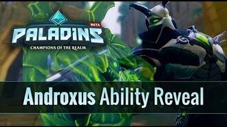 Paladins - Androxus - Ability Reveal