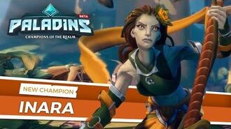 Paladins - Champion Teaser - Inara, The Stone Warden