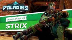 Paladins - Champion Teaser - Strix, Ghost Feather