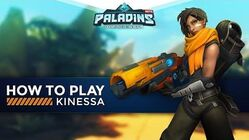 Paladins - How to Play - Kinessa (The Ultimate Guide!)