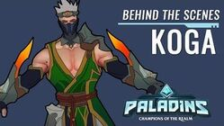 Paladins - Behind the Scenes - Koga, The Lost Hand