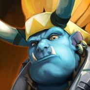 Grohk Portrait Icon1