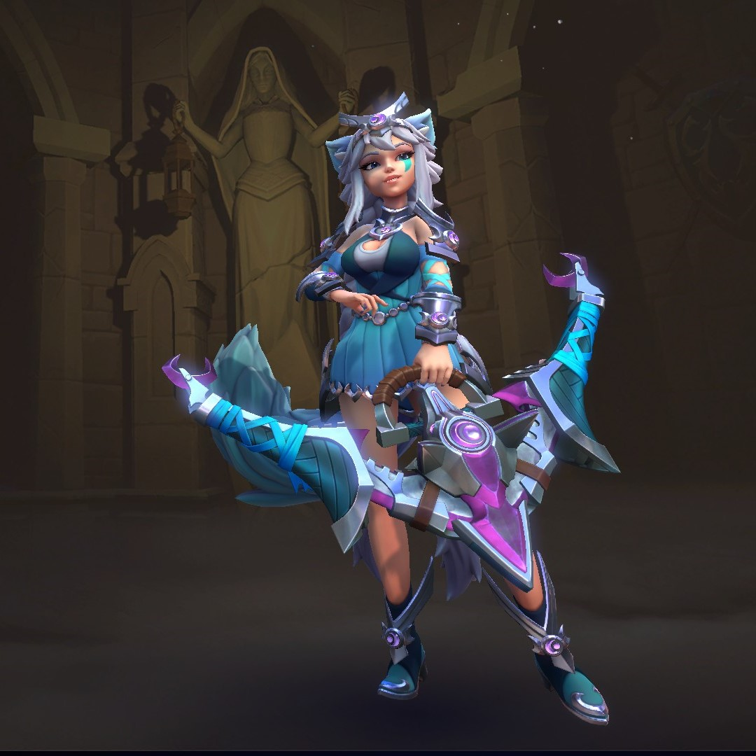 Stellar Protector Io Collection - Official Paladins Wiki