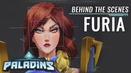Paladins - Behind the Scenes - Furia, The Angel of Vengeance