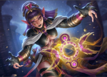 Ying Collection High Priestess Icon