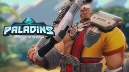 """Paladins Buck - """"Up and over!"""""""