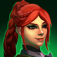 Cassie Portrait Icon