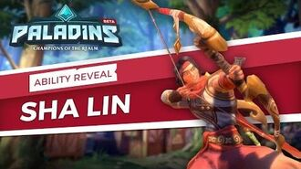 Paladins - Sha Lin - Ability Reveal