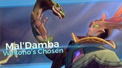 Paladins - Champion Teaser - Mal'Damba, Wekono's Chosen