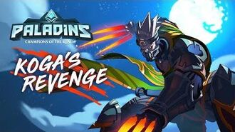 Paladins - Lore Cinematic - Koga's Revenge