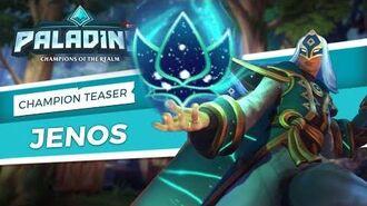 Paladins - Champion Teaser - Jenos, The Ascended
