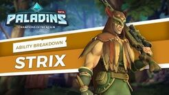 Paladins - Ability Breakdown - Strix, Ghost Feather