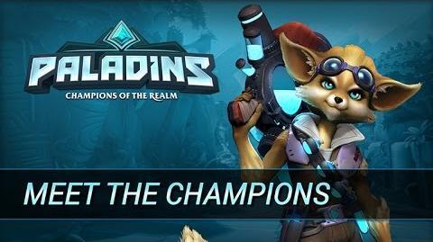 Paladins - Meet the Champions!