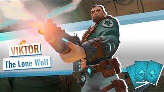 Paladins - Champion Teaser - Viktor, The Lone Wolf
