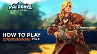 Paladins - How to Play - Tyra (The Ultimate Guide!)