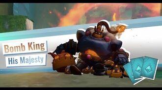 Paladins - Champion Teaser - Bomb King, His Majesty