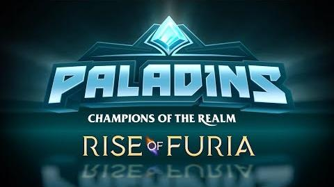 Paladins - Rise of Furia - Available in Update 1