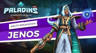 Paladins - Jenos - Ability Breakdown