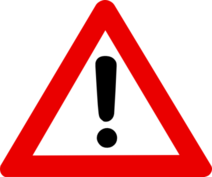 448px-Warning-sign1