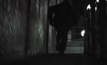 Gm uppför trappan