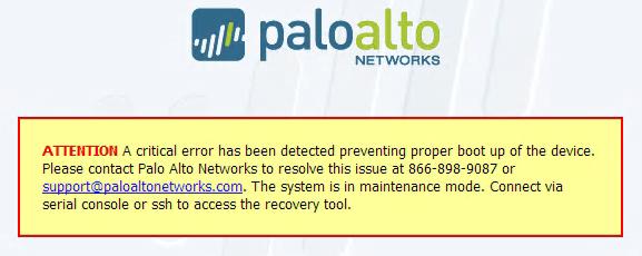 Troubleshooting | Palo Alto Wiki | FANDOM powered by Wikia
