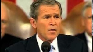 President Bush Axis of Evil Speech