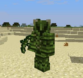 Cactus Pickaxe | Pam's Minecraft Mods Wiki | FANDOM powered