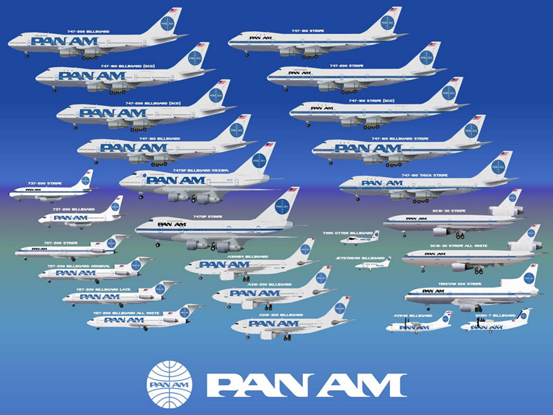 List of Aircraft | Pan American Clippers Wikia | FANDOM