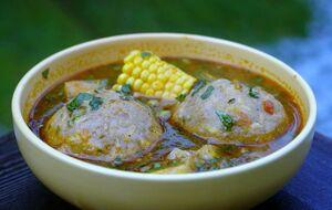 Plantain soup 2