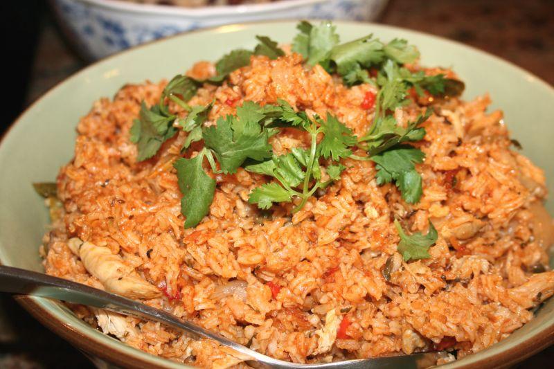 Arroz con pollo panamanian recipes wiki fandom powered by wikia arroz con pollo forumfinder Image collections