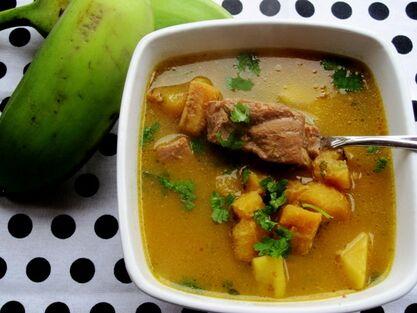 Categorymain dish recipes panamanian recipes wiki fandom sancochogo to sancocho forumfinder Image collections