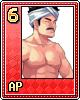 Star Card No.7 AP