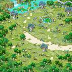 Minimap Alteo Empire Field 2 - Time Cascade