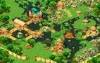 Minimap Swamp Town - Carbigal