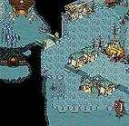 Minimap Ghost Blue Seabed Town - Aquarius