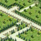 Minimap Rose Field 1 - Stairway to Sorrow