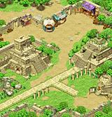 Minimap Relics Town - Azteca