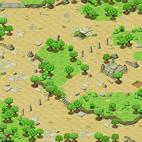 Minimap Relics Field 4 - An Altar for Sacrifice