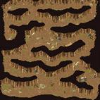 Minimap Caballa Relics Dungeon 1