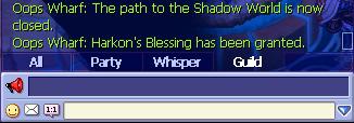Harkon's Blessing