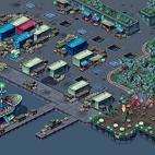 Minimap Wharf Field 4 - Chrono Wharf