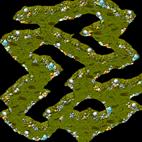 Minimap Poppuri Dungeon - Slide Cave