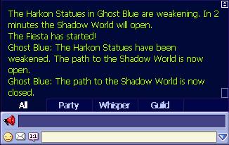Shadow Sanctuary Notification