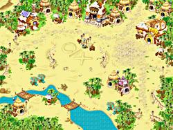 Minimap Beach Town - Paradise
