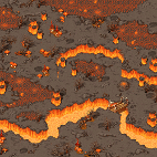 Minimap Tapasco Field 3 - Valley of Flame