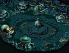 Minimap Abyss Town - Platonia