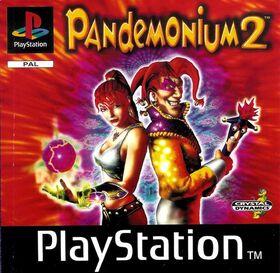 Pandemonium2PS1Art